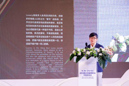 胡伟坚分享高端定制私人会所-罗浮宫广州体验馆