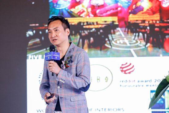 香港泛纳设计事务所创始人 潘鸿彬灵魂分享