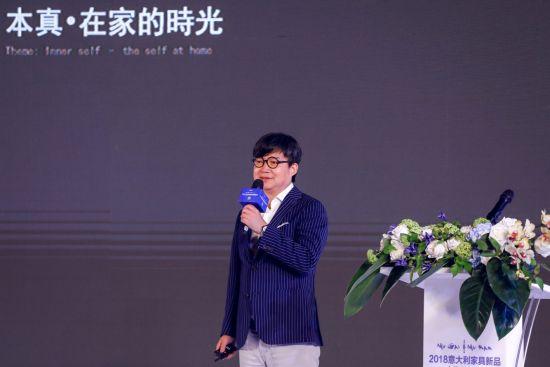 CCD香港郑中设计事务所合伙人 / 副总裁 胡伟坚灵魂分享