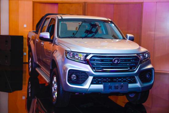 风骏7具有超强产品实力,是长城皮卡集大成的车型。