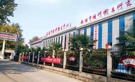 洛阳市的精神卫生中心,刘刚曾在此治疗了134天。摄影/毛翊君