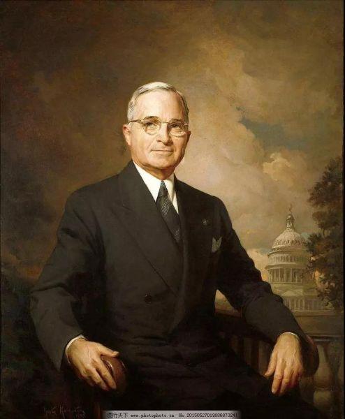 美国总统杜鲁门
