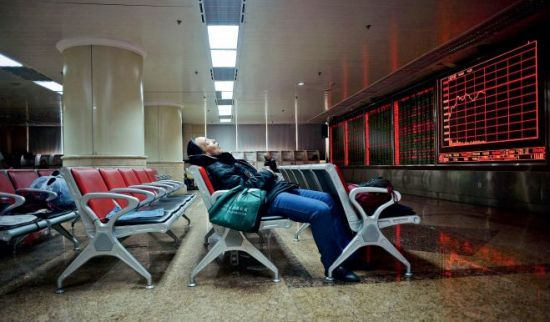 退市新规提高了退市效率,增强了退市制度的威慑性。图/视觉中国