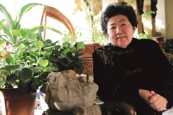 张月姣 摄影/《中国新闻周刊》记者董洁旭
