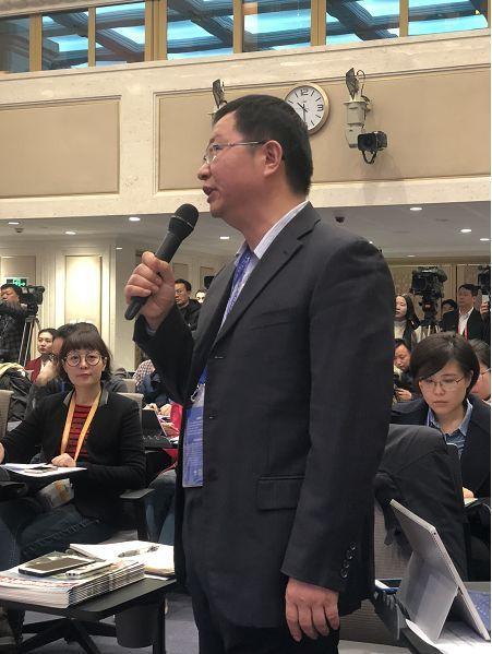 《中国新闻周刊》记者韩永提问
