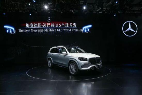 """梅赛德斯-迈巴赫GLS将""""至臻豪华""""的设计理念拓展至SUV领域,以内外相合之""""礼""""致敬中国当代社会贤达"""