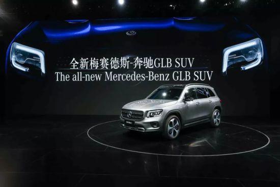 作为同级细分市场上首款5+2座多功能豪华SUV,全新GLB SUV提供 5座和7座两种车型版本,为新生代客户带来更多精彩选择