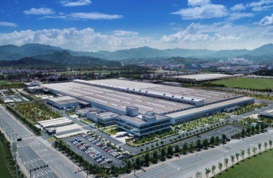 """吉利义乌""""微米工厂""""是世界顶级的高端动力智能制造基地"""