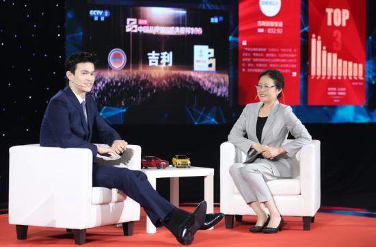 孙杨对话吉利汽车集团副总裁、吉利动力总成研究院院长王瑞平