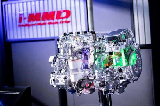第三代i-MMD混动系统