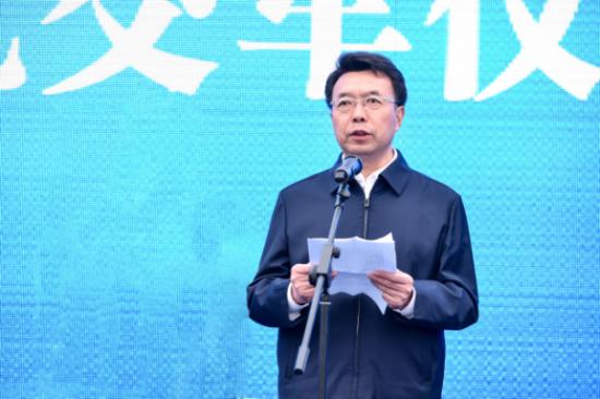 沧州市委常委、常务副市长和春军