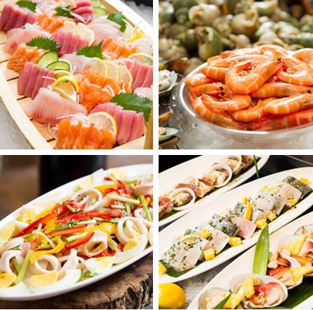 北京王府井希尔顿酒店青岛海鲜宴:不出北京尝到地道青岛味
